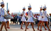 今年俄罗斯美女鼓乐队比世界杯好看