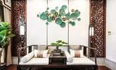 打造轻奢新中式的家,就看这一篇!