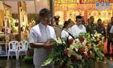 泰国用宗教仪式悼念普吉岛翻船事故中国遇难者