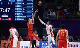 中国男篮胜伊朗 时隔八年再夺冠