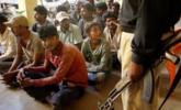 18名印度渔民因非法捕鱼被逮捕|组图