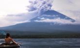 阿贡火山持续喷发 警戒升至最高级别