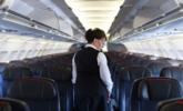 她可能是世界最年长空姐 81岁仍在上班