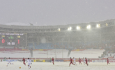 江苏:U23亚洲杯决赛遭遇大暴雪