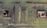 美国男子航拍 意外发现内战时期沉船