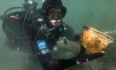 南美洲湖底重大考古发现