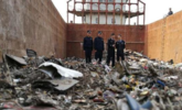 """3.9万吨""""洋垃圾""""流入广州 23人被抓"""