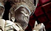 正定隆興寺有尊造型奇特的佛像!據說是皇帝御制