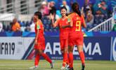 世青赛-U20女足2-1海地