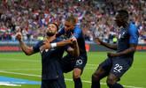 欧国联-法国2-1荷兰 姆巴佩建功