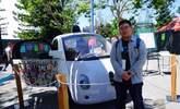 新晋网红带你看谷歌全自动驾驶汽车