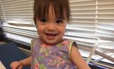 2岁宝宝靠爸爸捐肾幸运治愈(图)