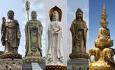 中国最庄严的16尊大佛 你都拜过吗