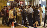 印巴难民在香港血腥斗殴