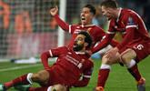 欧冠-萨拉赫传射建功 利物浦3-0曼城
