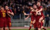 史诗逆转!罗马主场3-0淘汰巴萨