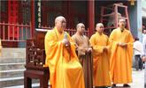 230名少林寺洋弟子结业 释永信出席