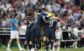 夺冠!法国4-2克罗地亚