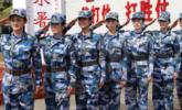 海军南沙守礁部队首批女军人