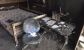 杭州保姆纵火案事发现场内部照片曝光
