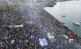 因一个名字引发的5万人游行