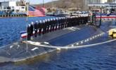 美国海军第15艘弗吉尼亚级核潜艇服役