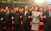 韩朝艺术家携手共唱统一之歌