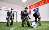 大学生备战机器人世界杯