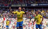 内马尔一挑三!巴西2-0克罗地亚