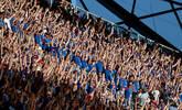 怕不怕?冰岛球迷现场再献维京战吼