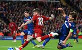 欧冠-萨拉赫梅开二度 利物浦4-0胜