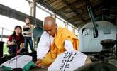 直击:在中国赎罪14年的日本僧人