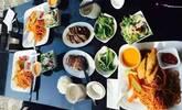 中国九大公司员工餐对比