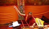 布达拉宫僧人的日常生活