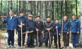8老人种树31年造林14万亩 2人已去世
