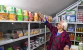 98岁老人众筹创业 用半数利润做慈善