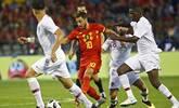 热身赛-比利时0-0葡萄牙
