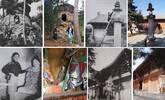 今昔对比 曾经的佛光寺原来是这样的