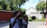 两岸记者镜头中的朔州崇福寺