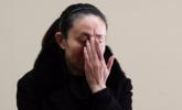 江歌母亲在日本东京召开记者会