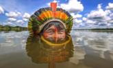 视觉感受巴西原始部落人生活