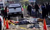 墨西哥载朝圣者车辆发生车祸 致11死