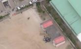 驻日美军直升机掉落玻璃砸中小学生