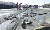 吉林查干湖祭湖醒网仪式