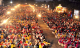庙宇联合大会:近万信众享用800桌宴席