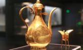 浙江宁波:郑和时代明藩王金器展出
