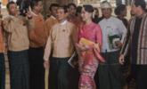 温敏当选缅甸总统