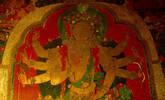 難得一見!這些壁畫堪稱佛教藝術瑰寶