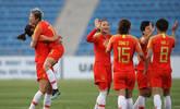 女足亚洲杯-李影第7球 中国获季军