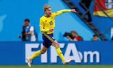 福斯贝里折射破门 瑞典1-0瑞士